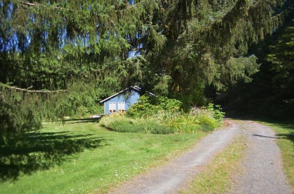Home where I grew up