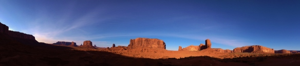 Monument Valley Panorama