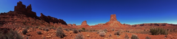 Valley of the Gods Panorama